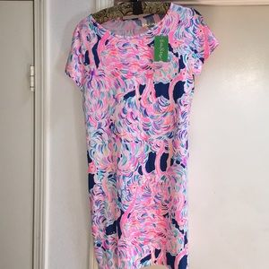 NWT Lilly Pulitzer Head in the Sand Marlowe Dress